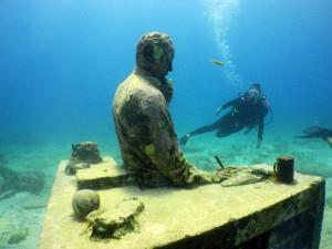 Cancun Museo subacqueo