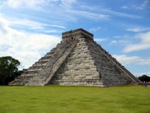 piramide di yucatan