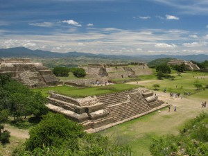 Monte Albán - Oaxaca