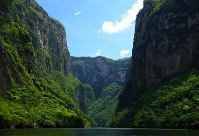 Canyon del Sumidero